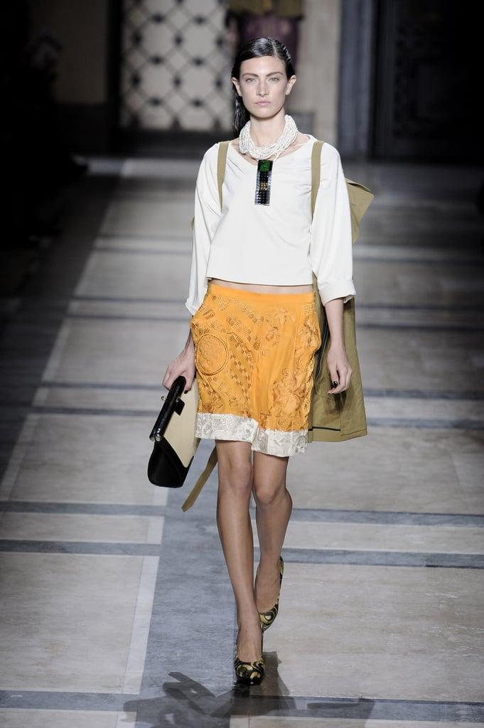 Paris Fashion Week: Dries Van Noten Spring 2010