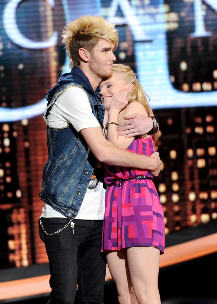 Colton Dixon and Hollie Cavanagh were the last two standing.