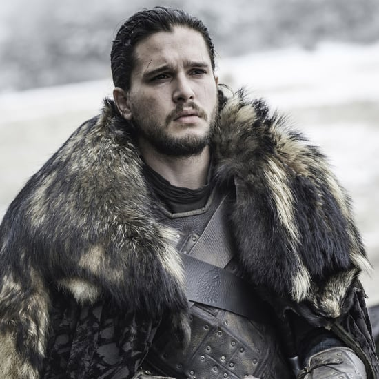 Jon Snow's Man Bun on Game of Thrones