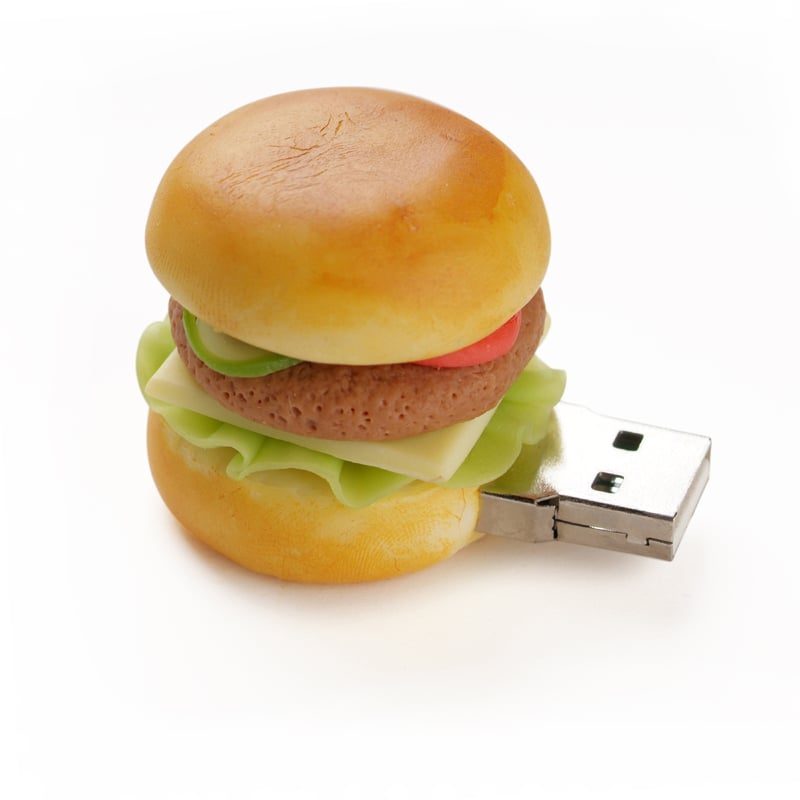 Freshly Baked USB Devices - Food Court Treats Galore