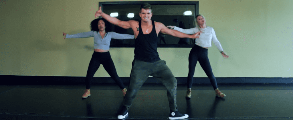 "This Cardio Hip-Hop Routine to Sia's ""Cheap Thrills"" NEEDS to Be Seen (and Danced)"