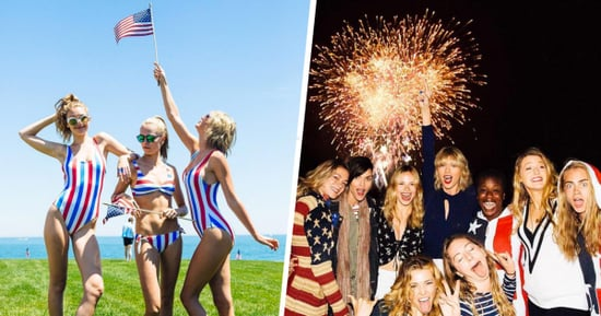 Taylor Swift Reportedly Hired a Professional Photographer for Those Fourth of July Instagrams