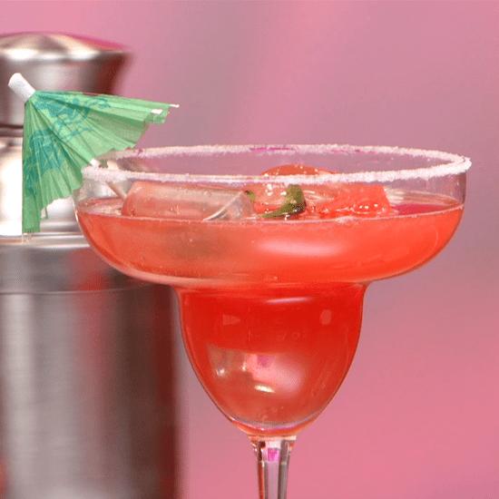 Watermelon Jalapeño Margarita