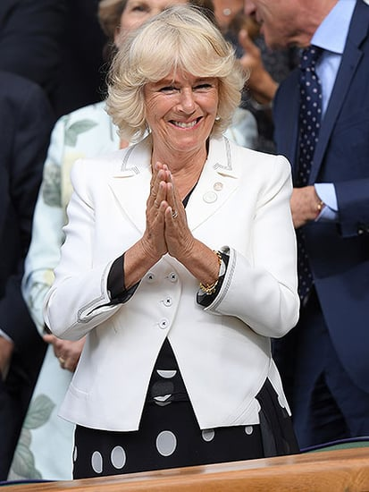 Meeting of the Mothers-in-Law! Camilla, Duchess of Cornwall and the Middletons Mingle at Wimbledon