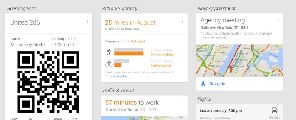 So Much Better Than Clippy: Google Now Comes to a Desktop Near You