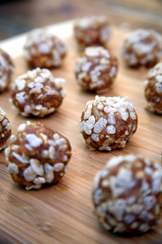 Afternoon Snack: Vegan Peanut Butter Balls