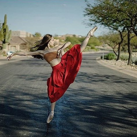 Photos From the Ballerina Project