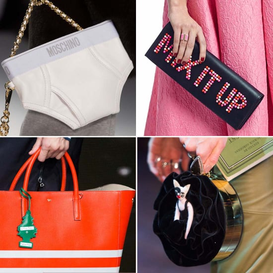 Statement Bags Fall 2015
