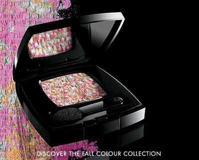 Pretty New Eyeshadow - Chanel Pink Lamé