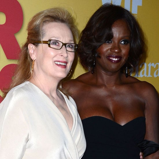 Crystal and Lucy Women in Film Awards Pictures 2012
