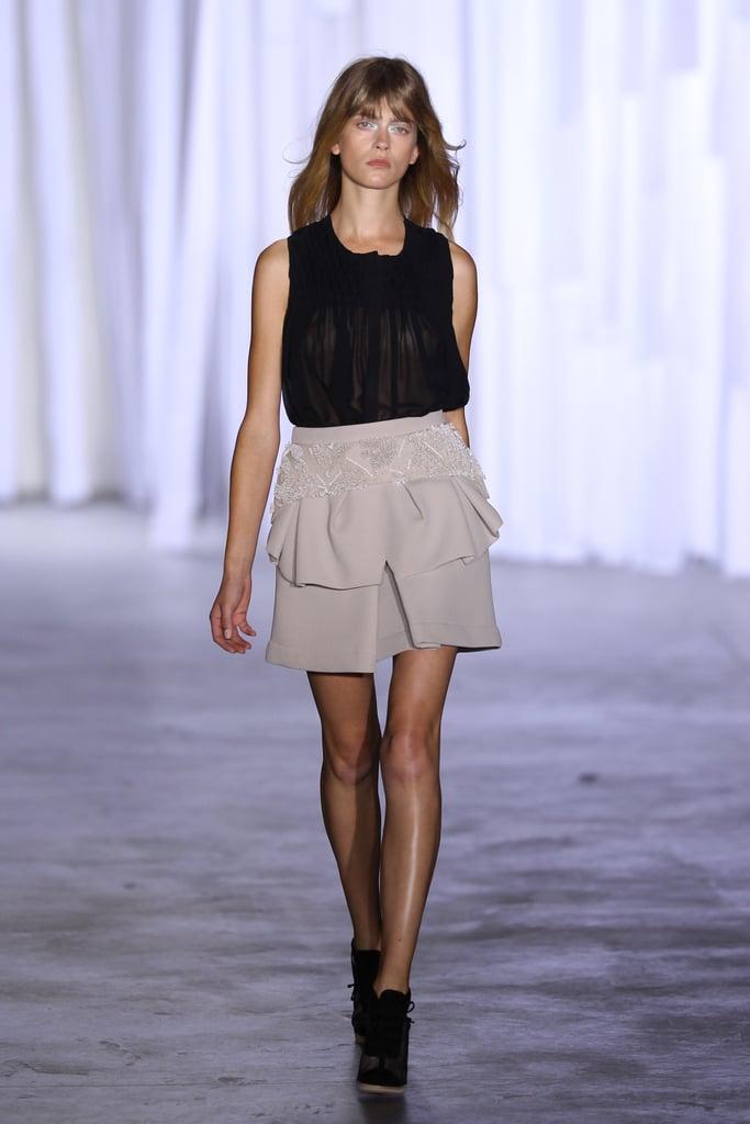 2011 Spring New York Fashion Week: Preen