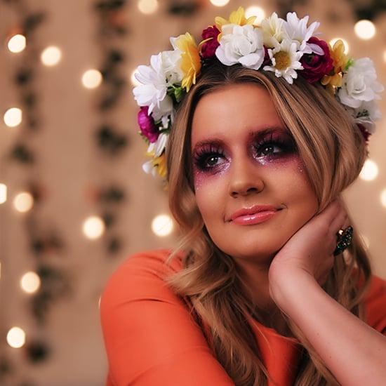 A Stellar Take on Fairy Makeup