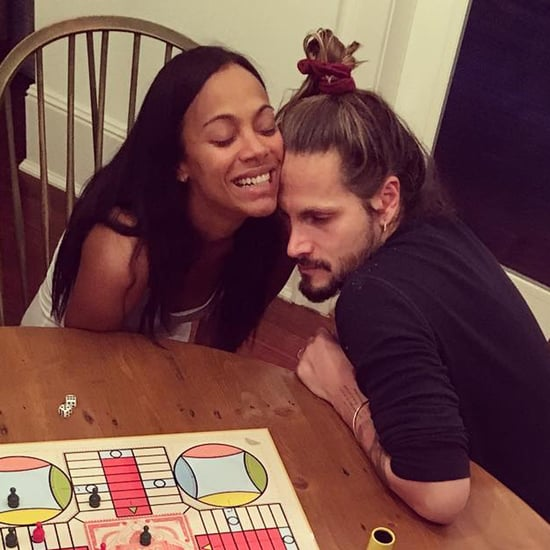 Zoe Saldana and Marco Perego's Cutest Instagrams