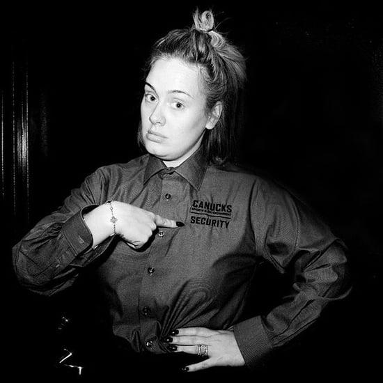 Adele Has Been Posting Makeup-Free Selfies & They're Breathtaking