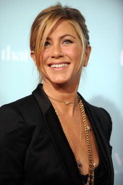 Jennifer Aniston's 40th Birthday in LA