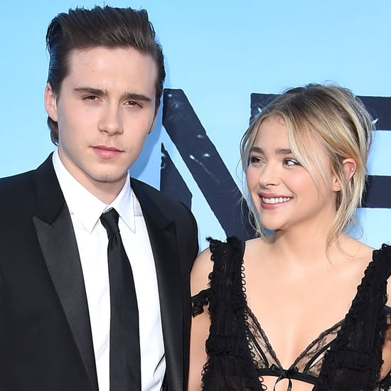 Brooklyn Beckham and Chloe Grace Moretz Pictures