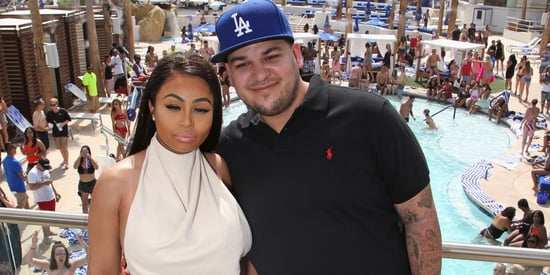 Blac Chyna And Rob Kardashian Are 'Taking Things Slow' For Wedding