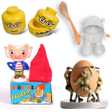 10 Unique Egg Cups