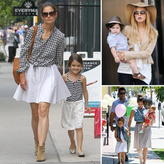 The Coolest Celeb Tot Styles of the Summer