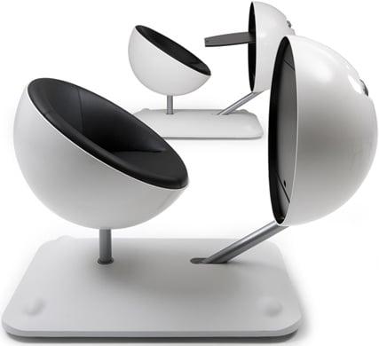 Weird Furniture: Globus