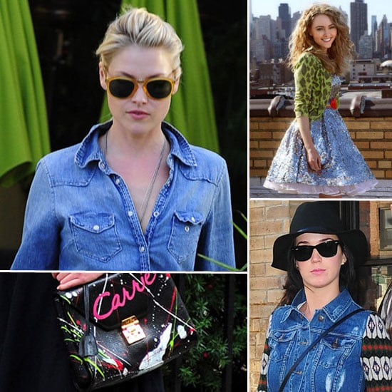 Celebrity Style Recap | Oct. 19, 2012