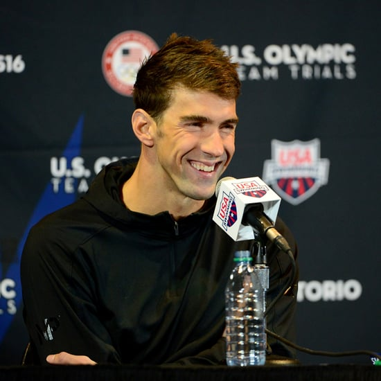 Michael Phelps Qualifies For His Fifth Olympics