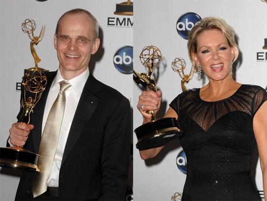 Live From the Emmy Press Room: Jean Smart and Zeljko Ivanek