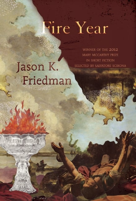 """Fire Year Fire Year is a collection of short stories by Jason K. Friedman that explore """"art, sexuality, love, and religion"""" in Georgia and the Deep South. There's bar mitzvah-set coming-of-age tale, a story of a gay man's unexpected connection at his high school reunion, and more stories about the Jewish experience the American South. Out Nov. 5"""