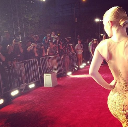 There's no angle Iggy Azalea didn't look flawless from. Source: Instagram user thenewclassic