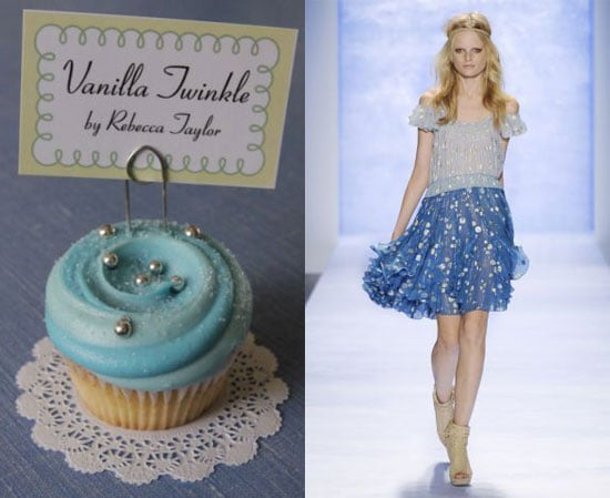 Limited-Edition Cupcakes From Rebecca Taylor and Billy's Bakery
