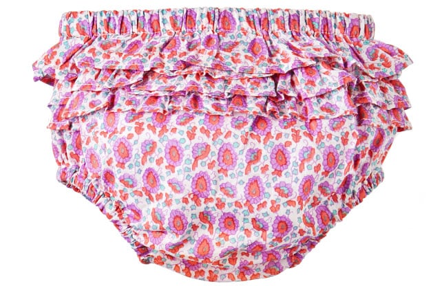 Ditsy Bloomer ($24)