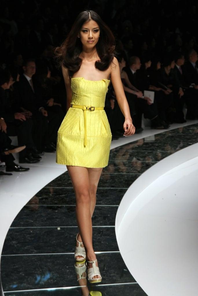 Beijing: Versace Spring 09