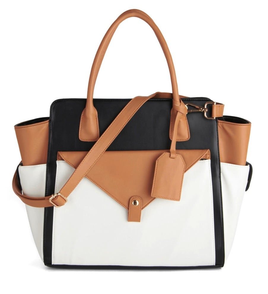 ModCloth Structured Success Bag ($65)