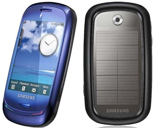 Daily Tech: Samsung's New Blue Earth Cell Is Eco-Friendly Inside and Out