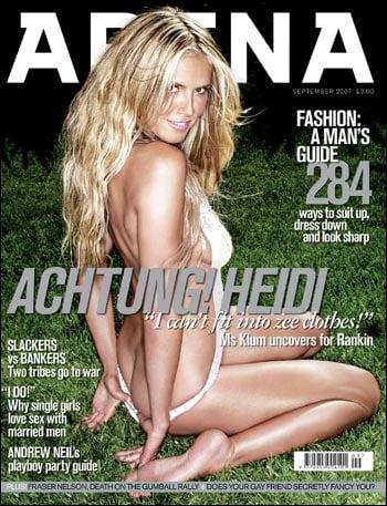 Heidi The Body Has Still Got It