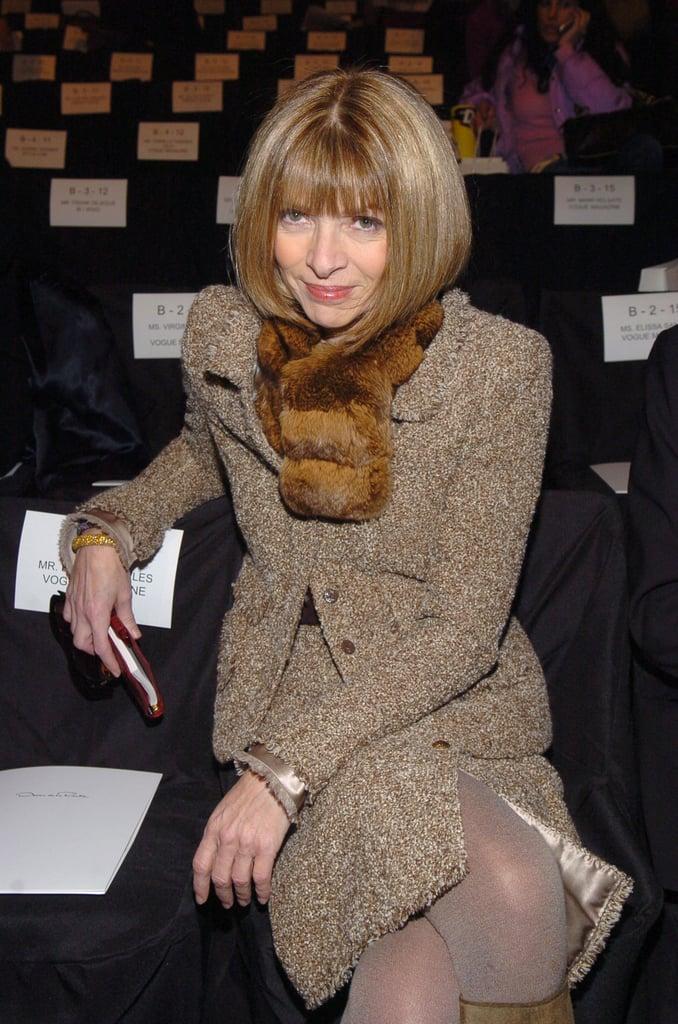 2005: Oscar de la Renta Fall 2005 Show