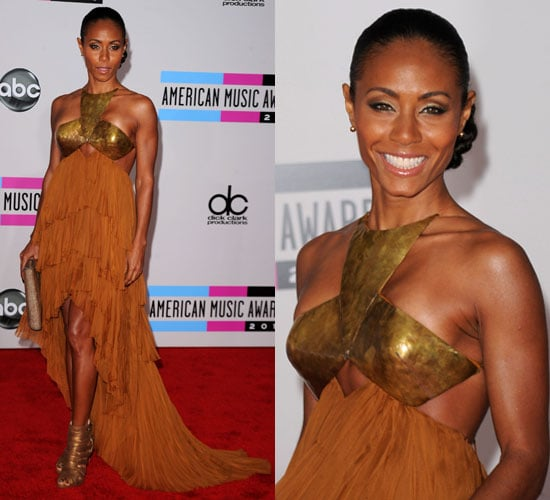 Jada Pinkett Smith 2010 American Music Awards