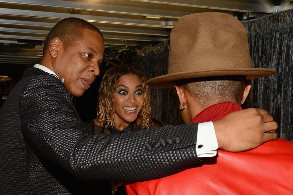 """Then Beyoncé was like, """"So what are you hiding in there?"""""""