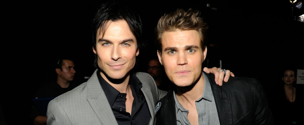 "20 Pictures of Ian Somerhalder and Paul Wesley That Will Make You Say, ""Hello, Brother"""
