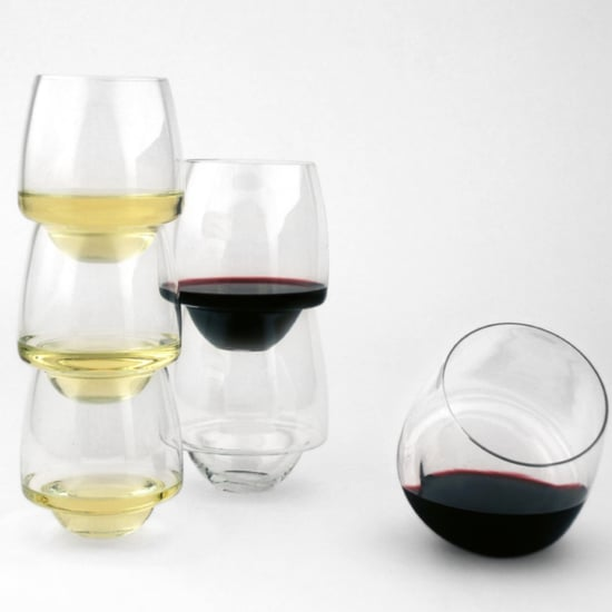 Wine Glass That Doesn't Spill