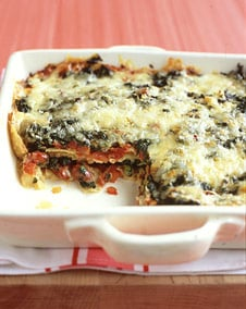 Today's Special: Mexican-Style Lasagna