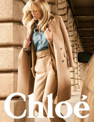 Pictures of Chloé's Fall '10 Ad Campaign 2010-07-29 13:00:22