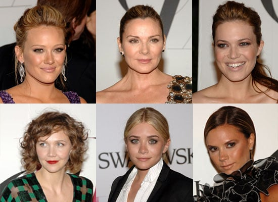 Whose Hair Looked Best at the CFDA Awards?