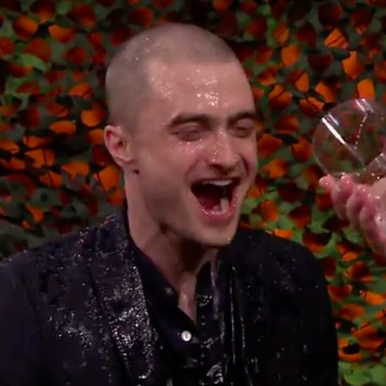 Daniel Radcliffe Plays Water War on The Tonight Show 2015