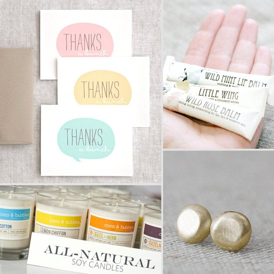 Gift your bridesmaids with Très's eco-friendly picks.