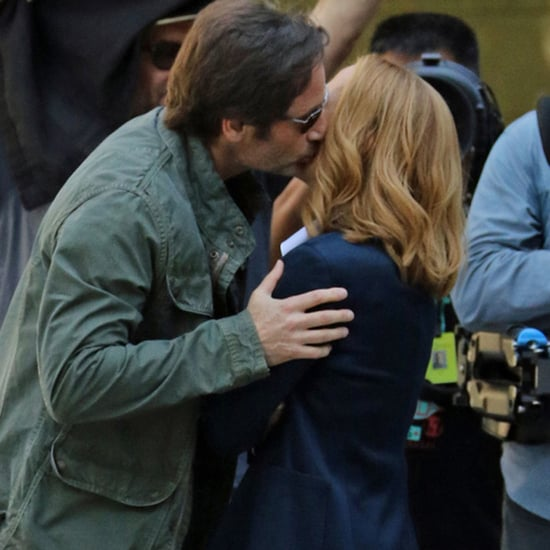 The X-Files Reboot Set Pictures