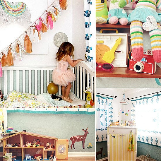 Marlowe's Magical, Eclectic Bedroom and Play Space