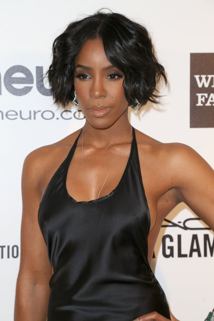 Kelly Rowland at Elton John Party