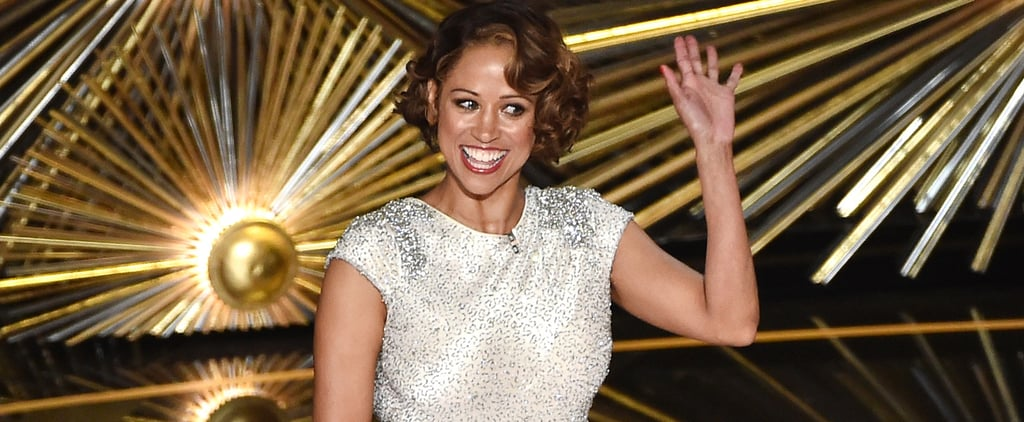Celebrities React to That Confusing Stacey Dash Moment at the Oscars
