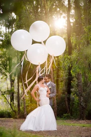 A Midsummer Night's Dream Wedding
